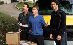Entourage 02x01 : The Boys are Back in Town- Seriesaddict